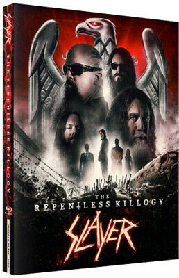Slayer - Slayer - The Repentless Killogy [New Blu-ray] Explicit
