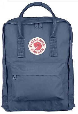 Genuine Fjallraven Kanken Classic Backpack Rucksack 16L Bag Navy 23510-560 *New*