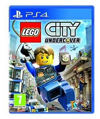LEGO City Undercover (PS4)  - 2291