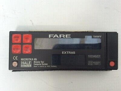 Taxi meter Hale microtax 05 microtax-05 ref11