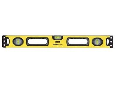 Stanley 1-43-548 Bubble Level Fatmax II 120 cm Aluminumkorpus 43-548