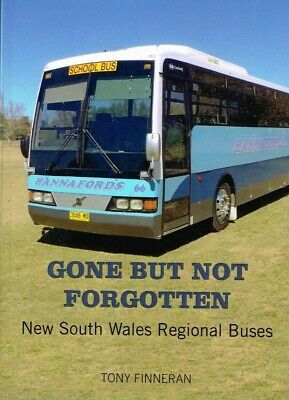 Gone But Not Forgotten New South Wales Regional Buses