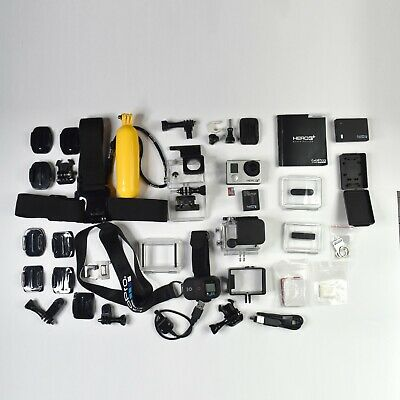 GoPro  HERO3+ Black Edition + 32GB Ram with Accessories