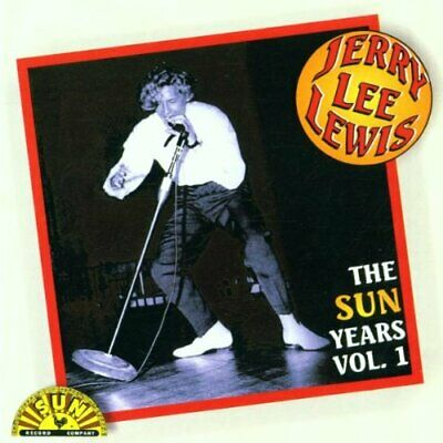 Jerry Lee Lewis - Sun Years Vol.1 - Jerry Lee Lewis CD 26VG The Cheap Fast Free