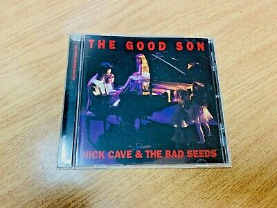Nick Cave and the Bad Seeds - The Good Son - UK CD album 1993 MINT CD