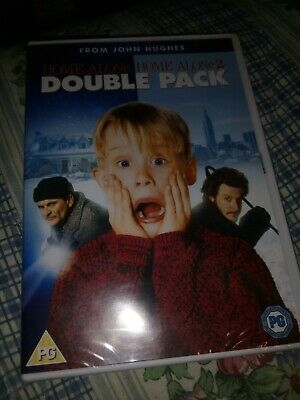 Home Alone / Home Alone 2 - Lost In New York (DVD, 2013)