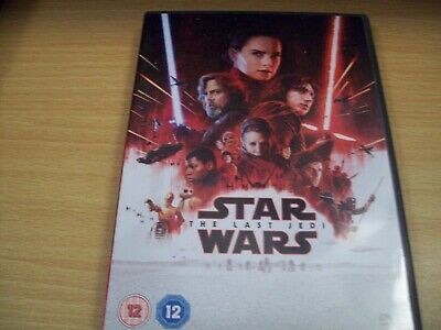 Star Wars -The Last Jedi - Dvd