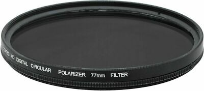 Rokinon Slim 77mm High Definition Circular Polarizer CPL Filter