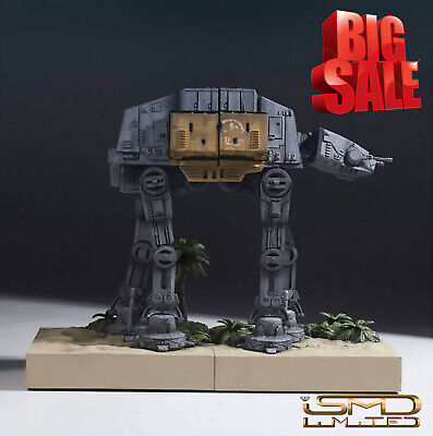 New Certified Gentle Giant Star Wars Rogue One AT-ACT Half Rogue One Bookends