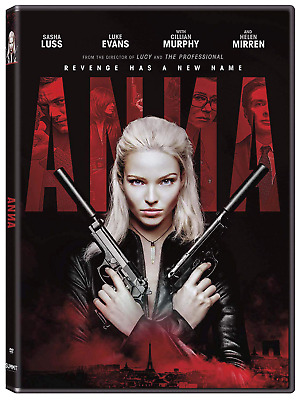 Anna (DVD, 2019) New & Sealed FREE Shipping!