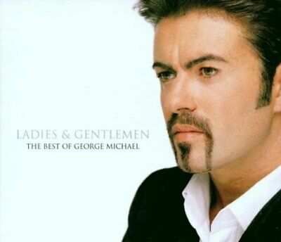 Ladies and Gentlemen: The Best of George Michael -  CD 2TLN The Cheap Fast Free