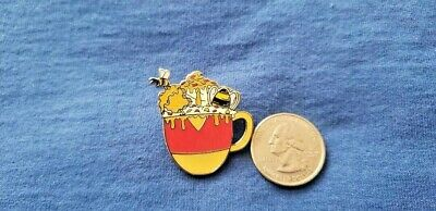 Disney Parks Happy Holiday Hot Cocoa Disney Pin Mystery box Winnie The Pooh Bee