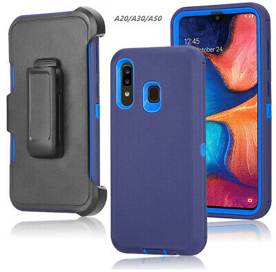 For Samsung Galaxy A20/A30/A50 Case w/ Kickstand | Fits Otterbox DEFENDER SERIES