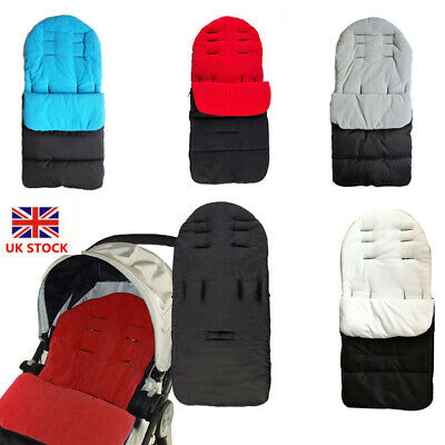 Universal Baby Toddler Stroller Footmuff Cosy Winter Toes Apron Liner Buggy Pram