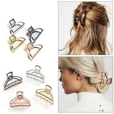 """Annie2/"""" Butterfly ClampsHair Clip Pins AccessoriesMulti Colors6pcs"""