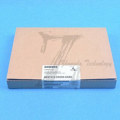NEW Siemens S7-400 CPU 412-2 module 6ES7412-2XG00-0AB0 fast delivery