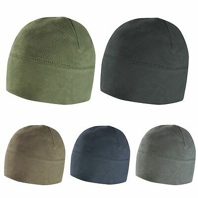 Condor Tactical Military Micro*Fleece Beanie*Cold Weather Winter Hat Watch Caps