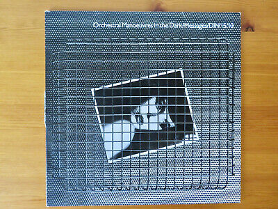 "Orchestral Manoeuvres In The Dark (OMD) MESSAGES (Vinyl,10"",Single) 1980 Record"