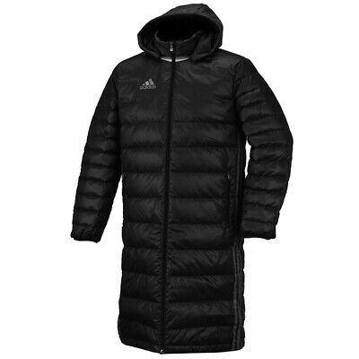 ADIDAS CONDIVO 16 Long Down Jacket AX6458 Padded Duck Coat