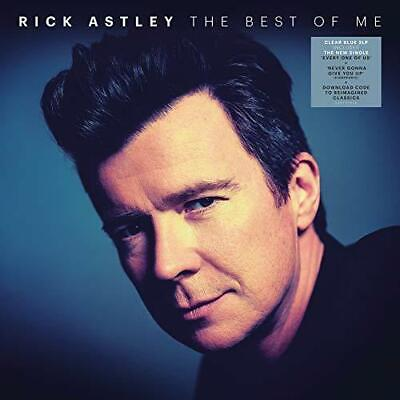 Rick Astley - The Best Of Me (NEW 2CD)