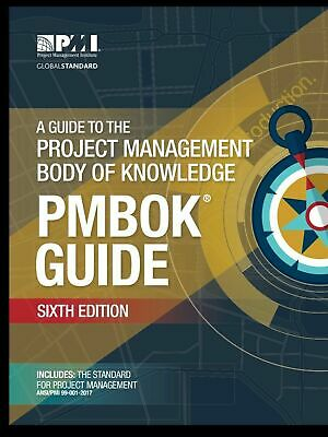 (DigitalPDF) A Guide to the Project Management Body of Knowledge PMBOK 6th Ed.