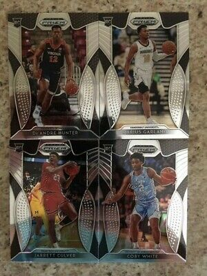 PRIZM Basketball 2019-20 Draft Picks BASE Complete Your Set JA RJ PJ Herro