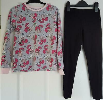 Gorgeous Girls 2 Piece Outfit,  Leggings & My Little Pony Top 8-9/9-10 Yrs