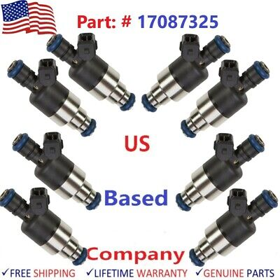 SMP TJ12 Fuel Injector Front Chevy Each