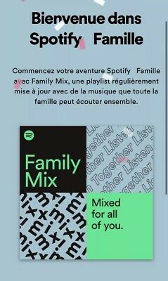 [FR] | Account Spotify Premium Warranty 1 Year|Fast Delivery|Work On All Country
