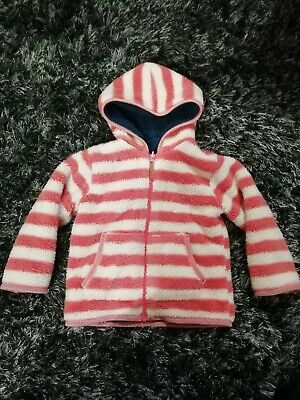 Fatface Girls Reversible Winter Jacket Age 4/5