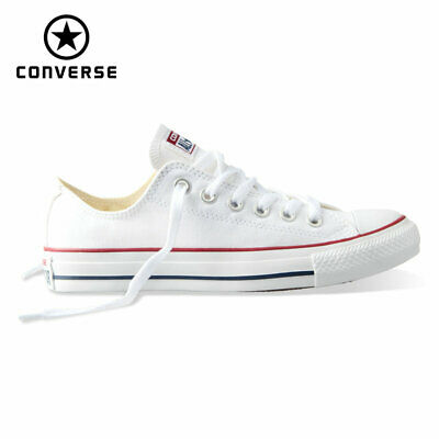 Converse All Star Canvas Shoes Men Women Low Tops Chuck Taylor Trainers Shoes