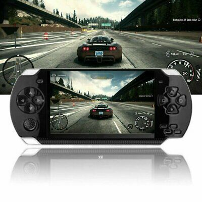 8GB Handheld PSP Game Console Player Built-in 10000Games 4.3'' Portable Consoles