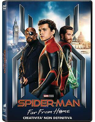 dvd film Spider-Man: Far From Home