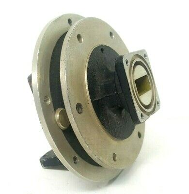 Waveguide WR90 ROTARY JOINT 1 Square Cover-1 Square Choke