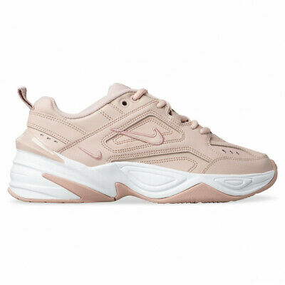 WOMENS NIKE M2K Tekno Uk 8.5Us 11Eur 43 Particle Beige