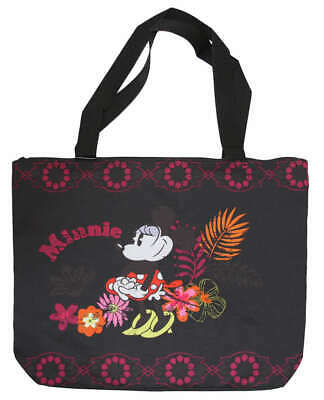 Cute Disney Minnie Mouse Flowers Tote Bag