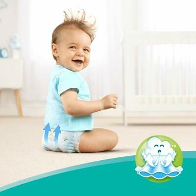 Pampers -Baby Dry Couches Taille 4 (9-14 kg) -Pack 1 Mois (x174 couches)