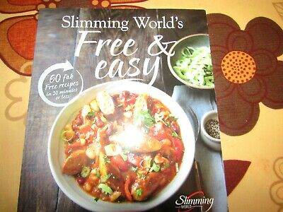 New, Slimming Worlds Free And Easy Book