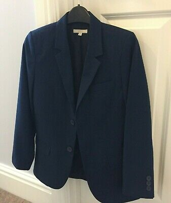Smart John Lewis Boys 2-piece Navy Blue Suit Age 9 - only worn once