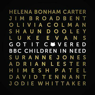 BBC CHILDREN IN NEED - GOT IT COVERED CD - Various Artists (Released 1/11/2019)