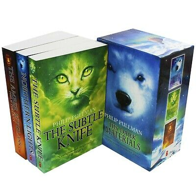 His Dark Materials Trilogy 3 Books Young Adult Collection Paperback By Philip P.