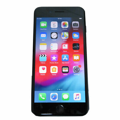 "Apple iPhone 7 Plus 32GB Unlocked Sim-Free 5.5"" Smartphone A1784 - Black"