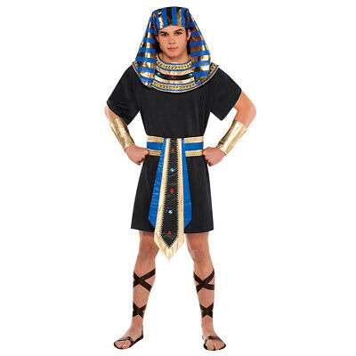 Adults Egyptian Dress-Up Kit Fancy Dress Outfit Accessory