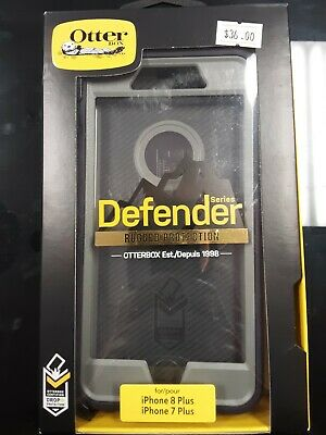 "OEM Otterbox Defender Series Case Holster For iPhone 8 PLUS 7 PLUS (5.5"")"