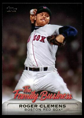 2019 Topps Update The Family Business Pick from List