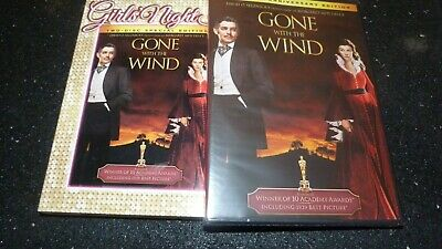 GONE WITH THE WIND (DVD, 2-Disc Set, 70th Anniversary Edition) NEW!
