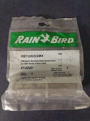 Rain Bird RBY200SSMX - 200 Mesh Stainless Steel Replacement Screen
