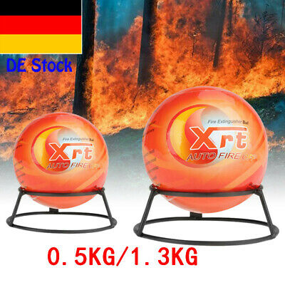 1PC Feuerlöscher Fire Extinguisher Ball Easy Throw Stop Fire Loss Tool Safety