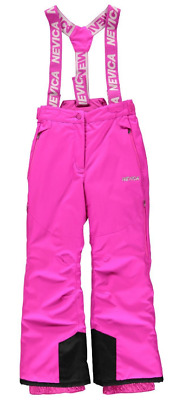 Nevica Vail Junior Girls Ski Pants Pink *REF129*