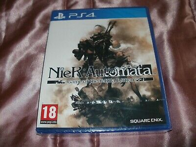 Nier Automata Game Of The Yorha Edition - Sony PS4 PAL NEW / SEALED
